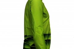 windstop jacket side